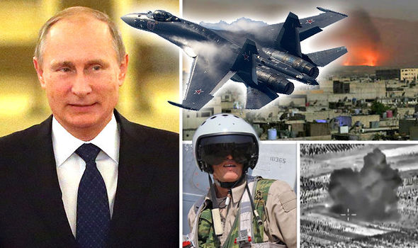 Russia ISIS