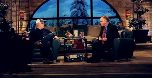 Trevor Loudon with Glenn Beck