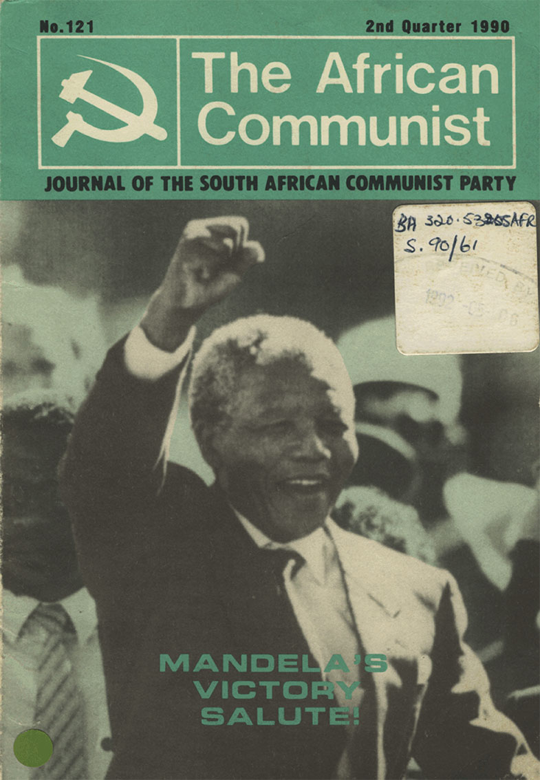 South African Communists Finally Admit Nelson Mandela S