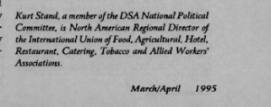 Democratic Left March/April 1995
