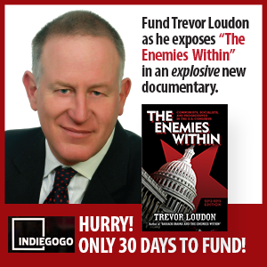 Trevor Loudon, Enemies Within