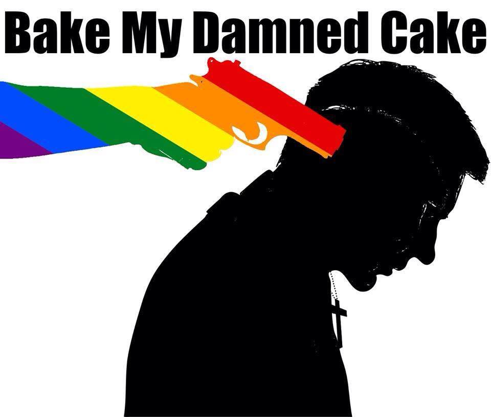 Bake My Damned Cake