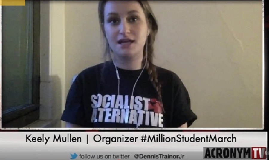 Keely Mullen YouTube Screenshot [AcronymTV]